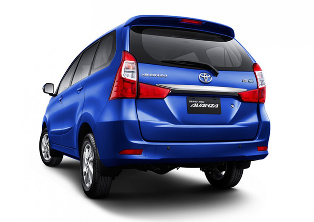 Toyota Avanza 2015 At Php 667 000 Rolls In Philippines