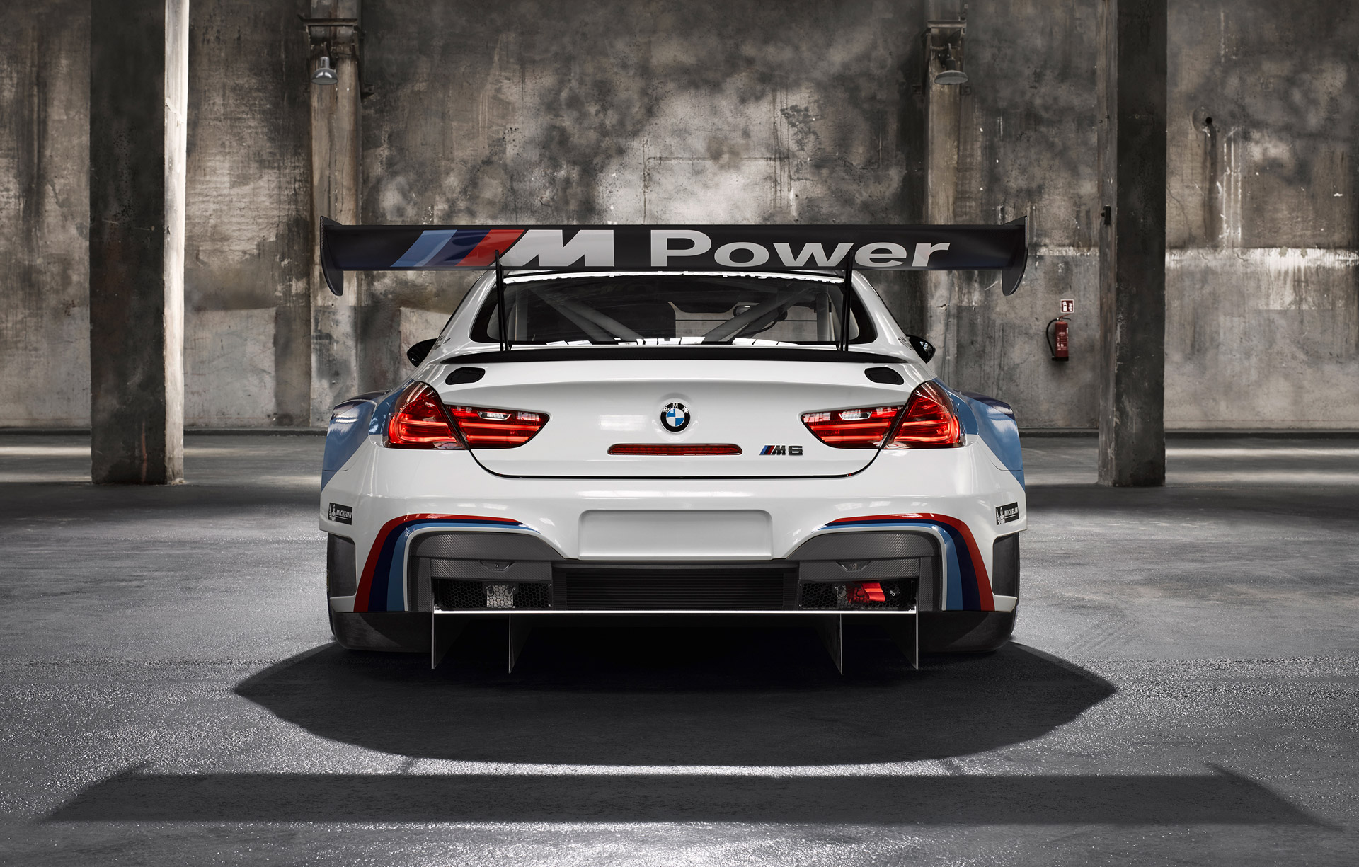 BMW M GT Finally Comes Out All Race Ready At Frankfurt - 2016 bmw cars