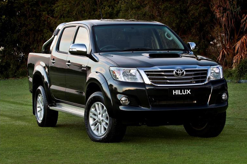 high performing heavy duty pickup trucks in philippines- top 2