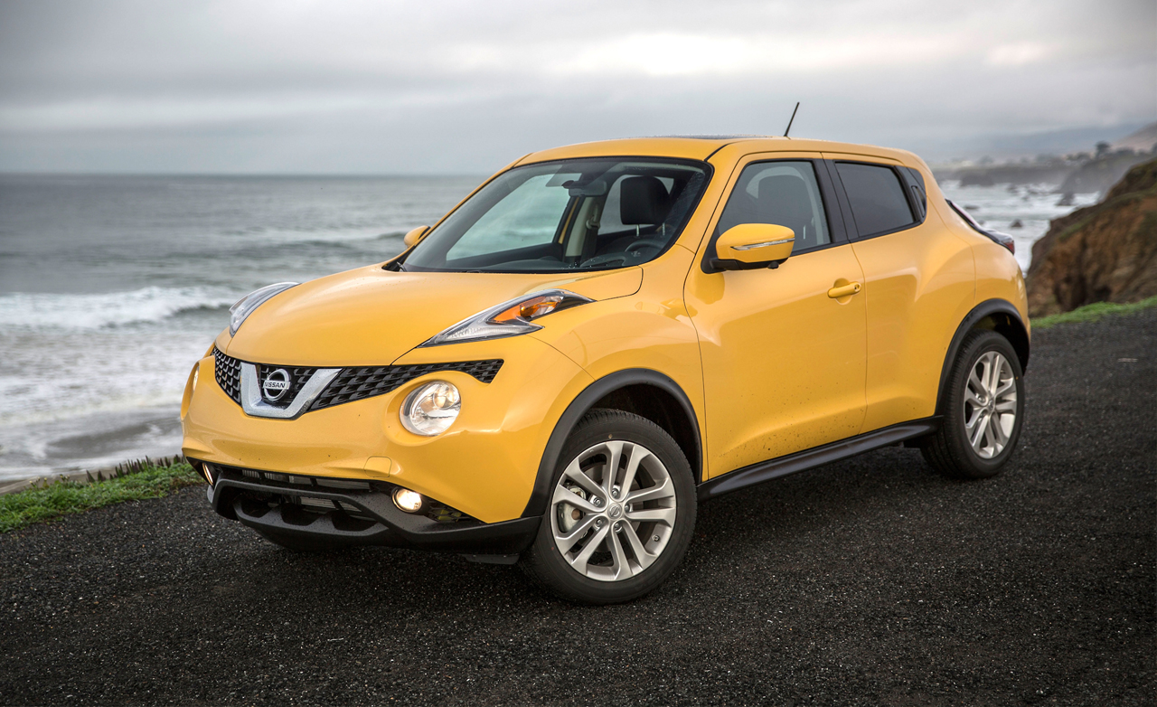 What colour car not to buy - 2015 Nissan Juke Official Photos And Info News
