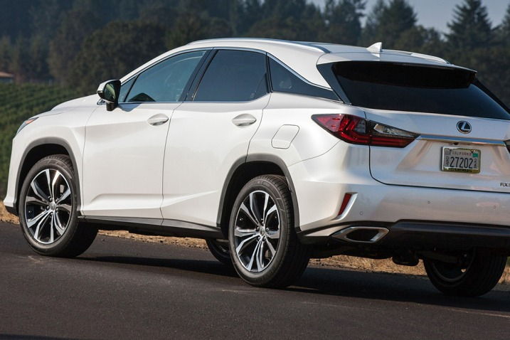 Lexus Rx To Be Launched In Malaysia On November 12 Zigwheels
