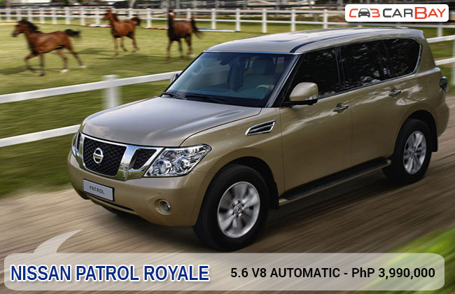 Nissan Philippines Price List Juke Almera Patrol Royale Carbay
