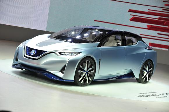 Nissan Leaf Is Expected To Give A Upshot To Electric Cars