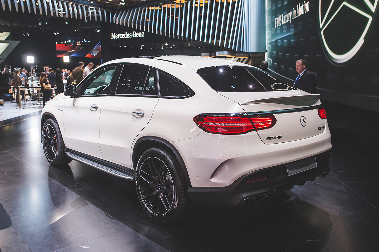 2016 mercedes benz gle gle coupe and glc makes debut in for Mercedes benz price philippines