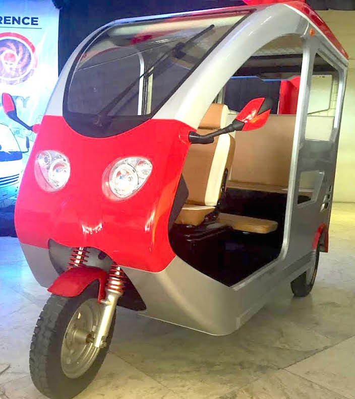 TECO Introduces New Models Of Electric Vehicles In