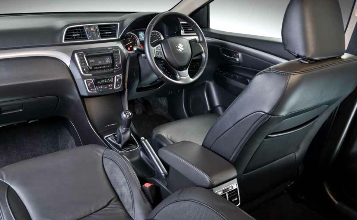 Suzuki-Ciaz-interior-South-Africa