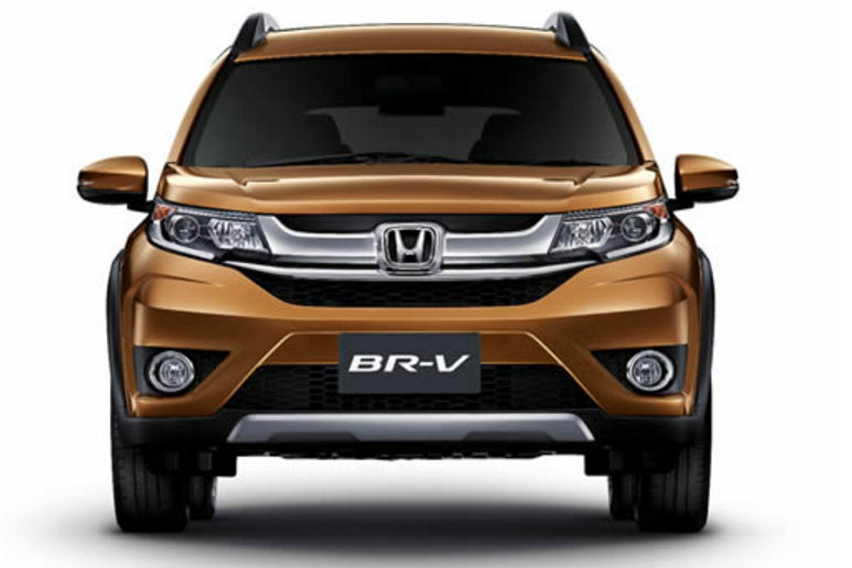 Honda brv gets a new color shade see how brave it looks for Honda brv philippines