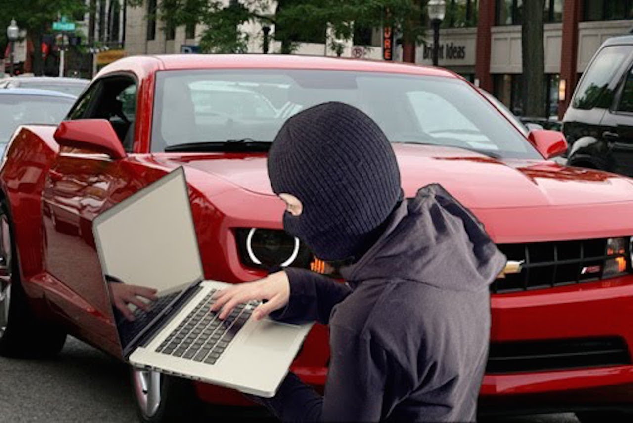 Remote Car Hacking Picture
