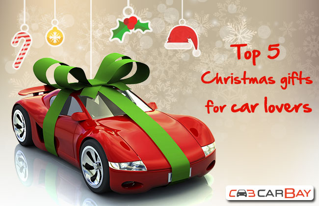 Top 5 Christmas gifts for car lovers