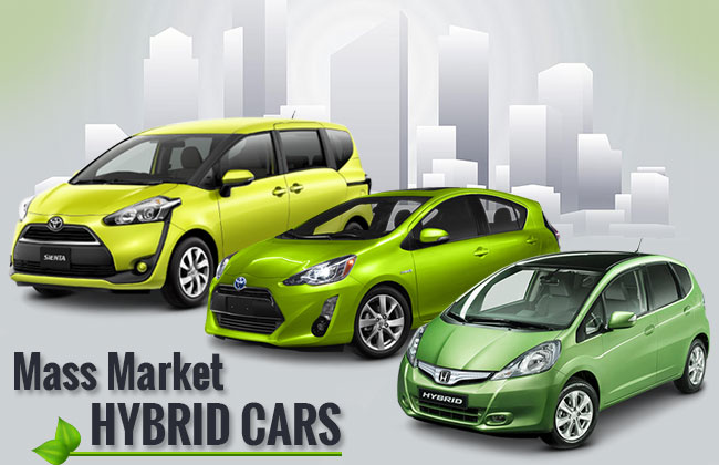 marketing mix for hybrid cars
