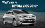 Toyota Vios 2016- What to Expect from the B-segment Saloon?
