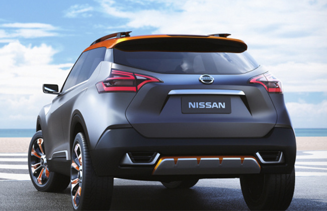 Nissan Compact Suv Spotted In Production Avatar Carbay