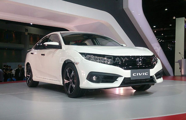 Thailand Launch_Civic-2016