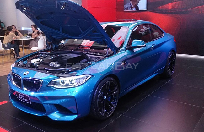 M2 Coupe 2016