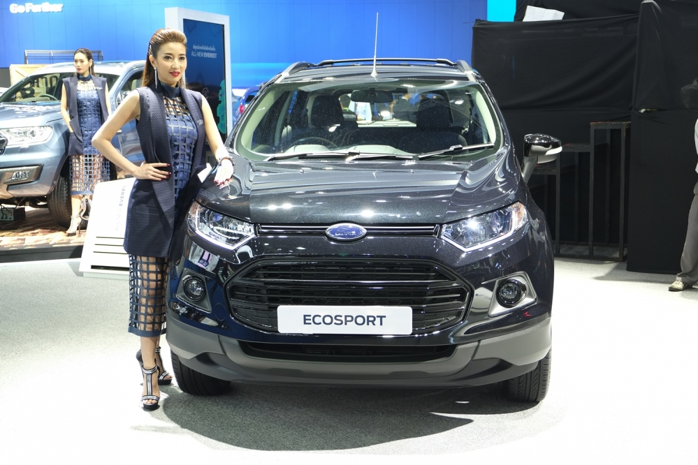 Is It Worth Spending Extra Bucks On Ford Ecosport Black