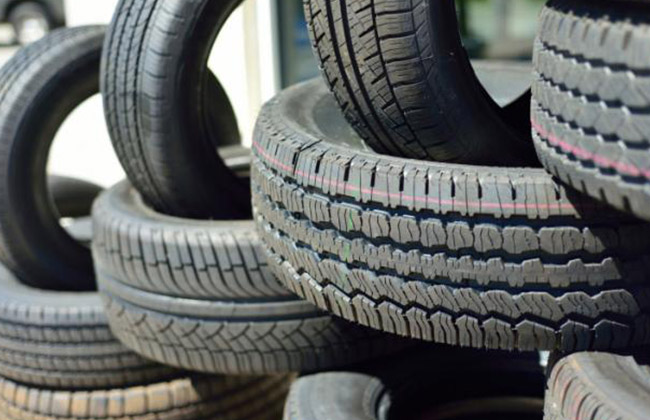 Full-Size Spare Tyres