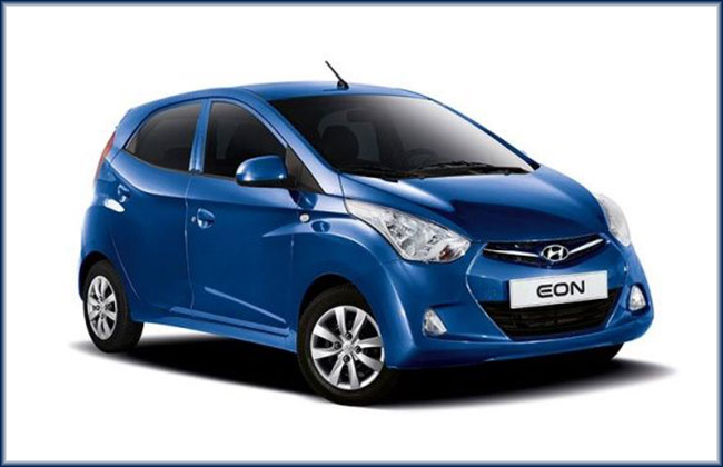 eon front view