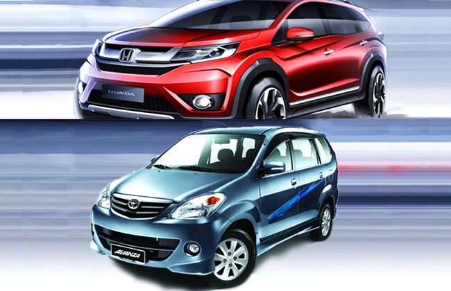 Honda Br V Or Toyota Avanza Which One Will Glamorize Your Driveway