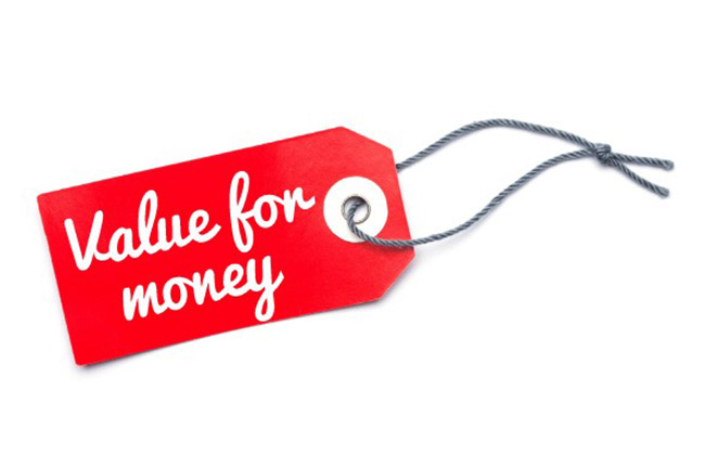 Value For Money Drive