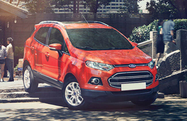 EcoSport front