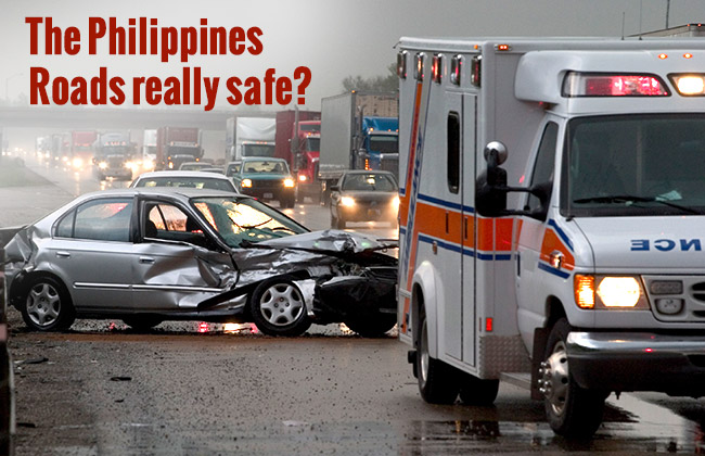 unsafe Philippines roads