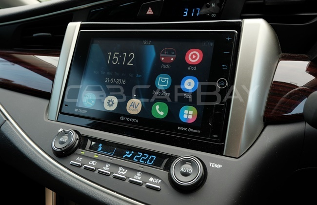Head unit audio
