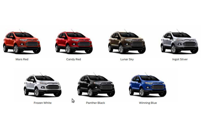 Ford Ecosport The Sales Driving American Crossover