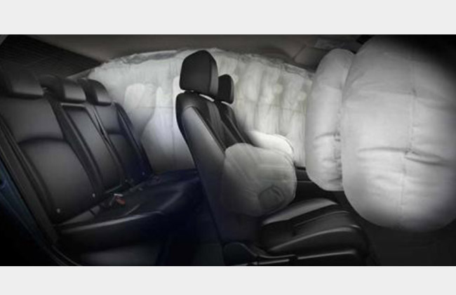 Airbags in Civic