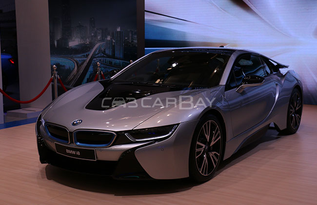 Bmw I8 To Be Launched In The Philippines At The 2016 Pims Zigwheels