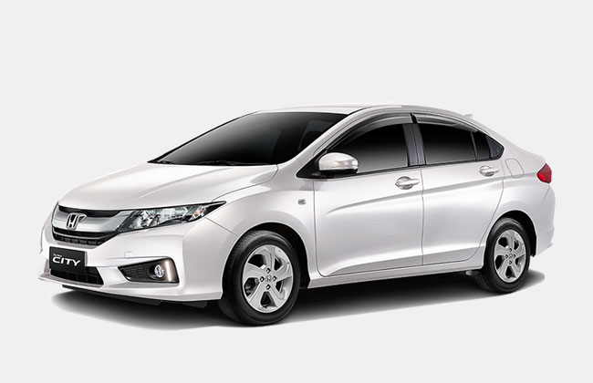 Honda City Special Edition