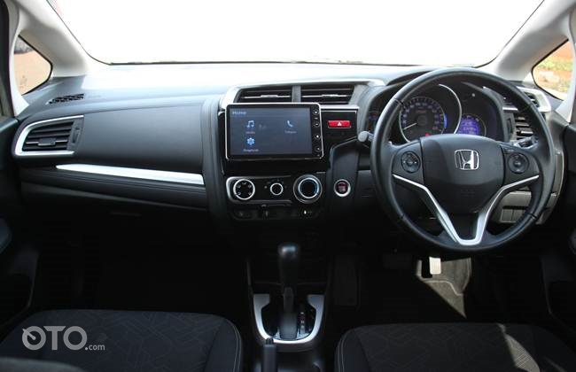 dashboard jazz baru