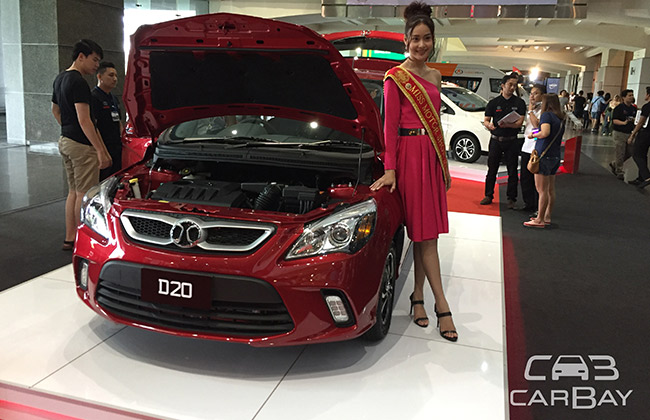 Baic Cars Ev Electric Vehicles Arrives In Malaysia Carbay