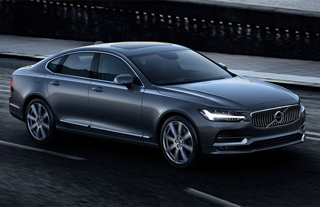When Compiling The List Of Top Sedans Launches Of 2016, How One Can Forget  To Mention Volvo S90. The Car Is Volvou0027s Flagship Sedan And Features Best  Of ...