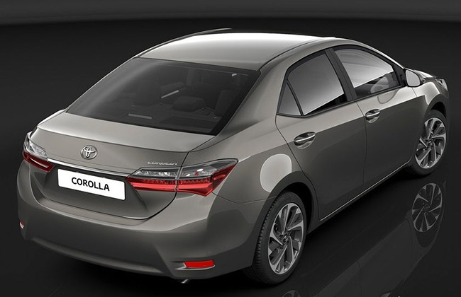 All-new Toyota Corolla Altis