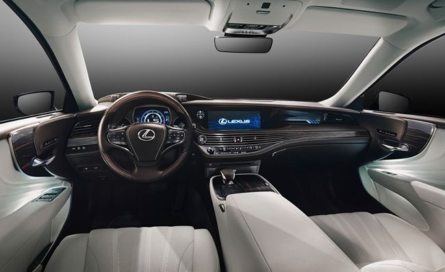 new LS cabin
