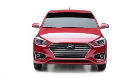 hyundai accent blue 2018. contemporary 2018 here comes the 2018 hyundai accent and itu0027s all spiced up with hyundai accent blue