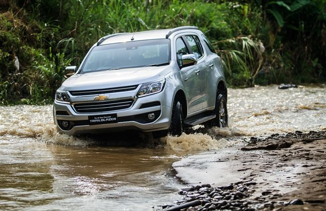 Features - Chevrolet Trailblazer (6)