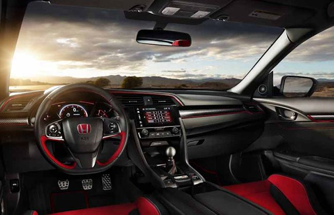 Civic Type R Cabin