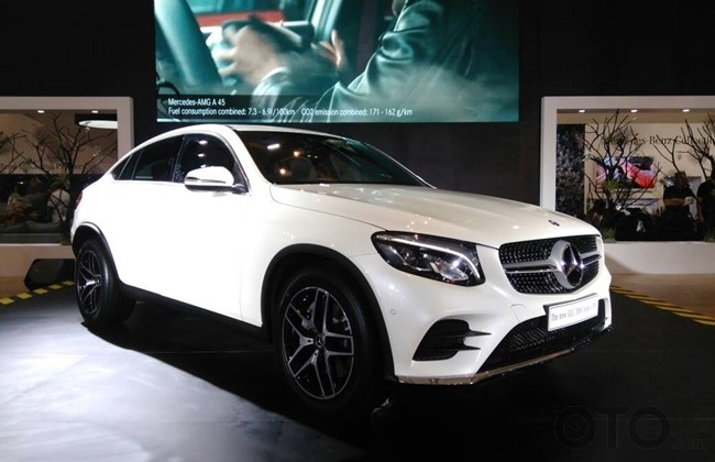 GLC Coupe 4matic