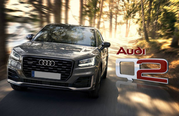 Audi Q2: First look review
