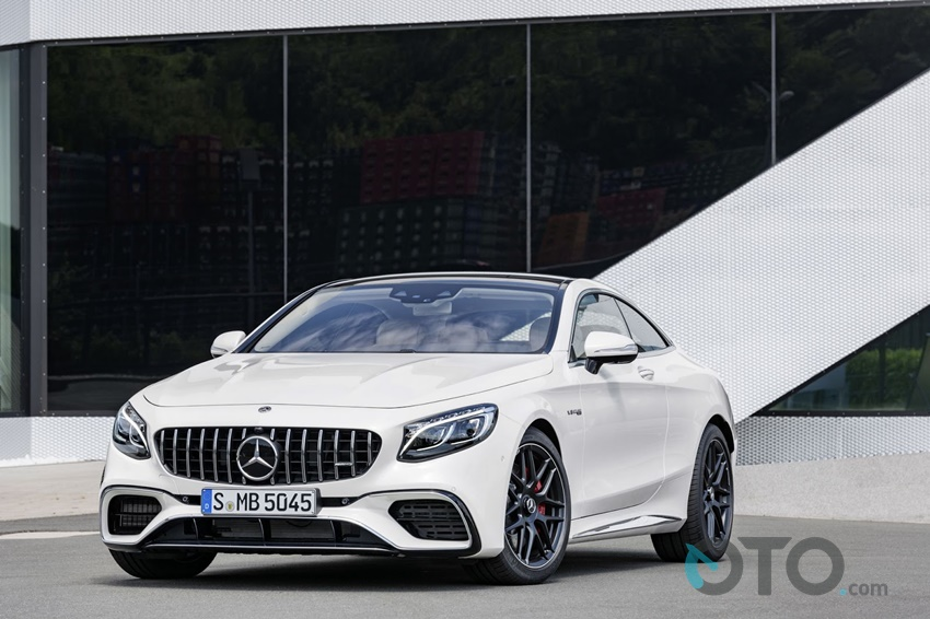 2018 Mercedes-AMG S63 S65 Coupe Cabriolet (1)