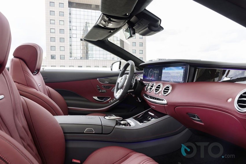 2018 Mercedes-AMG S63 S65 Coupe Cabriolet (2)