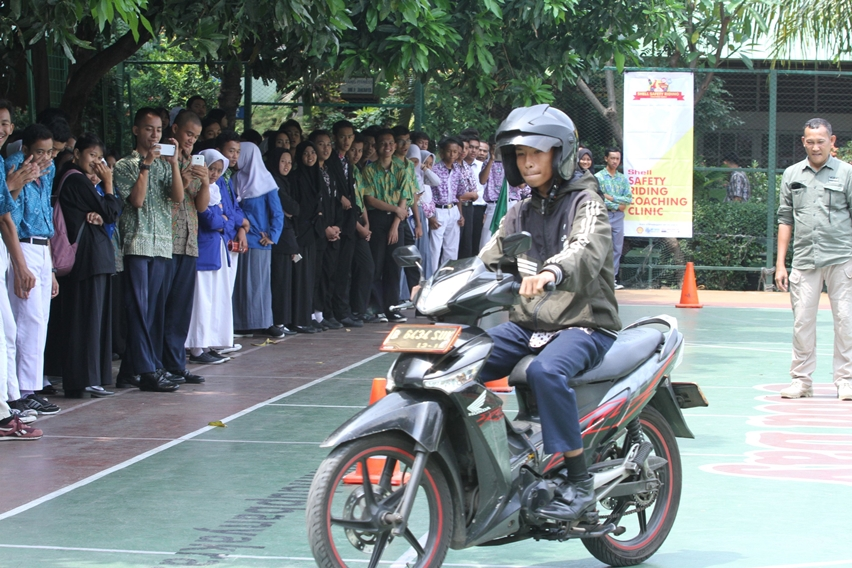 Shell Road Safety Coaching Clinic (3)