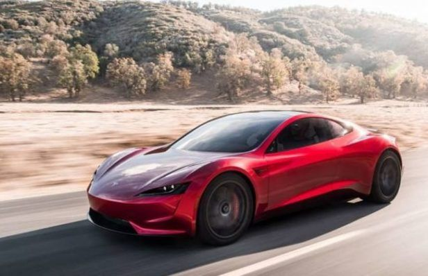 Meet the world's fastest production car - Tesla Roadster