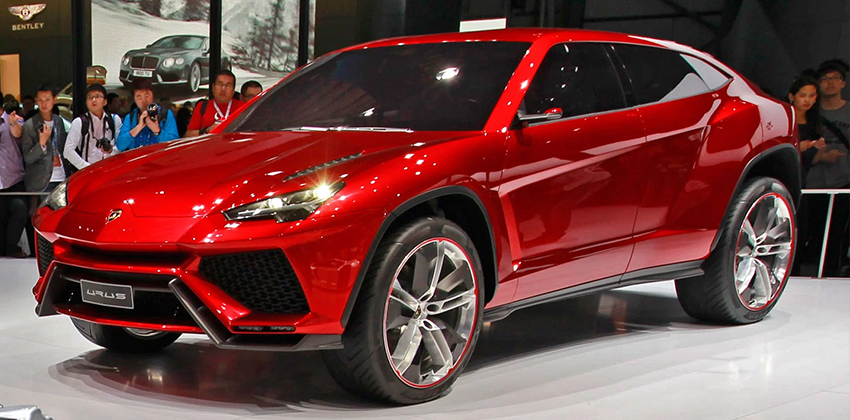 Some interesting facts about the upcoming Lamborghini Urus - The Go Anywhere Lambo