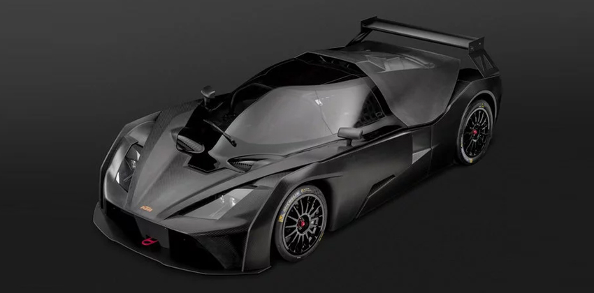 2018 KTM X-Bow GT4 front