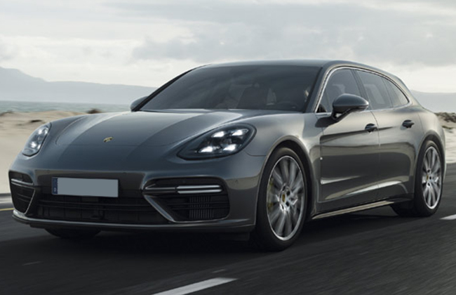 Porsche launches two Panamera in the Philippines