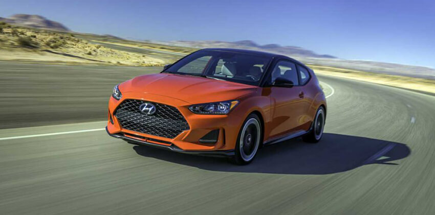 2019 Veloster front