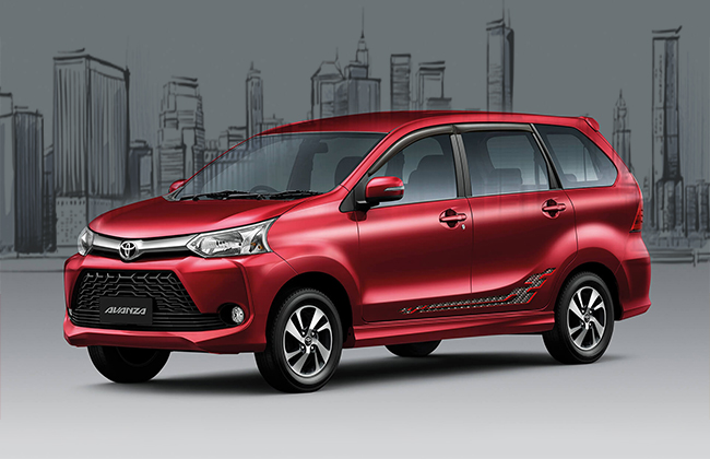 Road tripping with the Toyota Avanza X