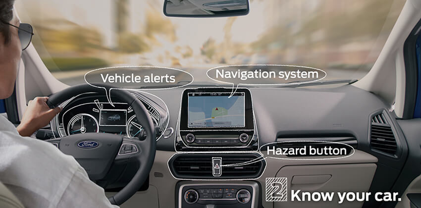 Driving Tips - Know your car